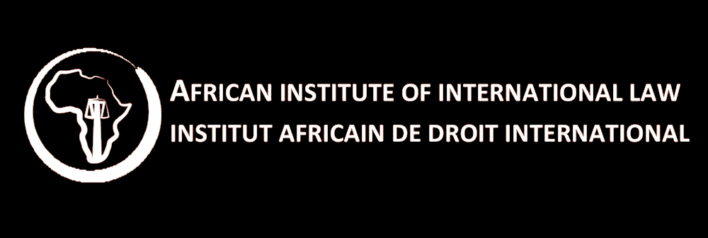 African Institute for International Law